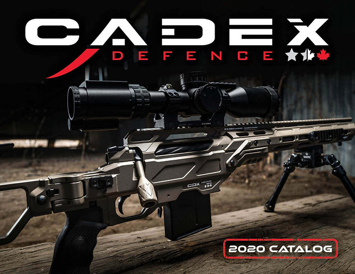 CADEX DEFENSE RIFLES & COMPONENTS