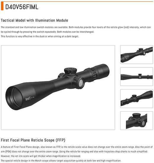 D40V56FIML - MARCH FX