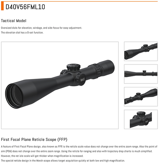 D40V56FML10 - MARCH FX
