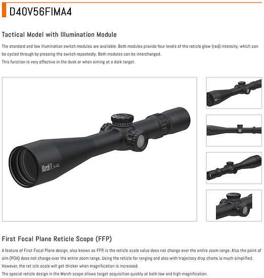 D40V56FIMA4 - MARCH FX