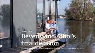 Multimedia Production   Bev & Athol's Final Decision