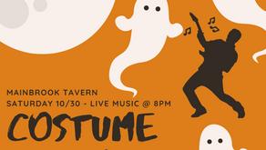 Halloween Costume Party - Sat 10/30