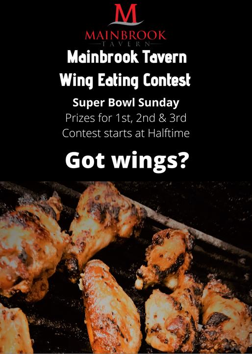 Super Bowl Sunday at MBT