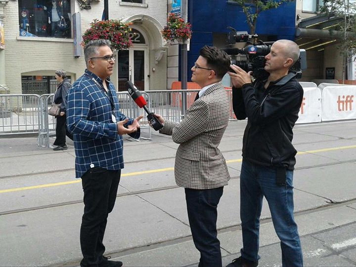 Awesome interview with #cbc'a film critique Eli Grasner. -- I'm running a campaign on Indiegogo.jpg