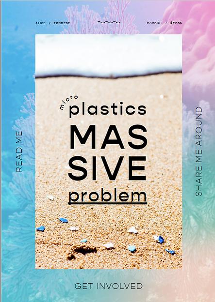 Micro Plastics Massive Problem Book