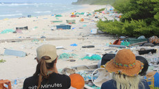 Research Publication: South Pacific Plastic Pollution