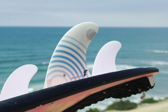A Fin So Smart It Saves Our Oceans While You Surf