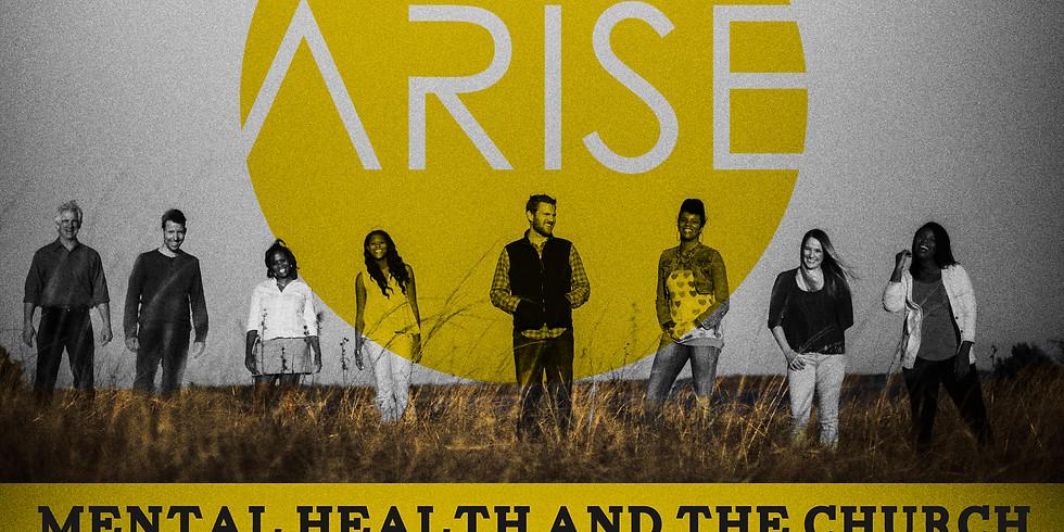 ARISE - Mental Health and the Church