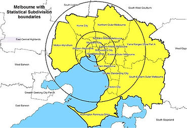 Friendly Melbourne Councils for property subdivisions