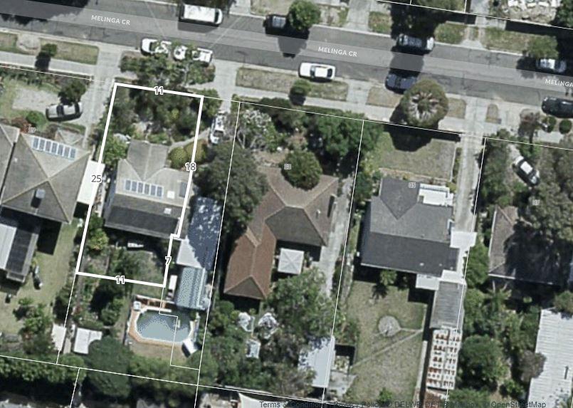 Dual occ strata subdivision