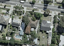 Dual occupancy subdivision