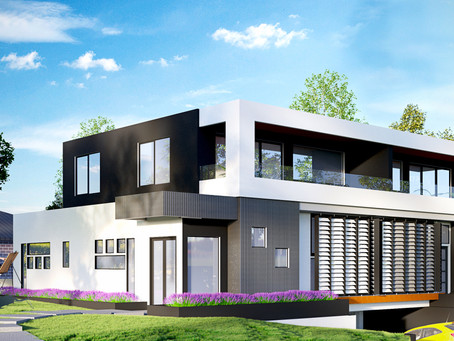 Traditional or Contemporary Duplex