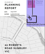 Town Planning Report