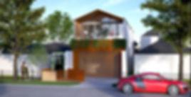 Wellness dual occupancy house