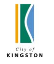 Kingston council plans and permits