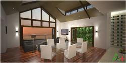 Dual Occupancy Pavilion home