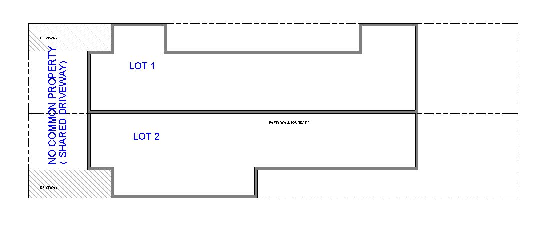 Duplex subdivision