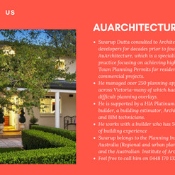 Why Not AuArchitecture.com.au