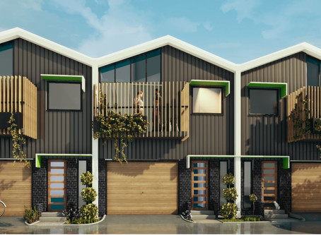 Modular homes are efficient