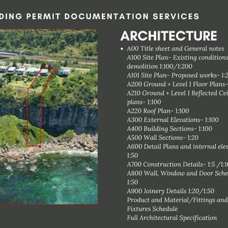 Construction docs by AuArchitecture