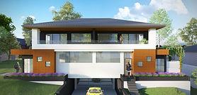Luxury duplex traditional desingn