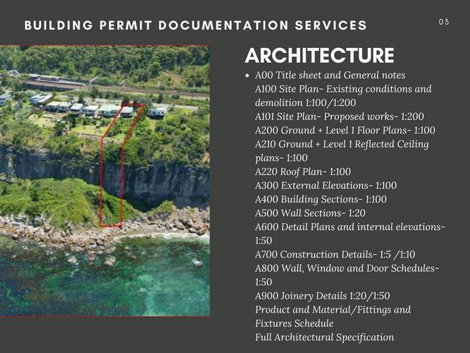Architect documentation