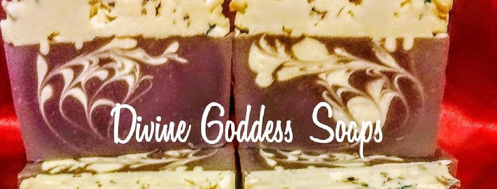 Grape Soda Pop Shea Butter Soap