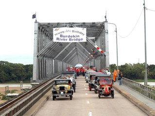 The Mighty Burdekin Bridge