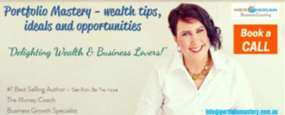 Calendly Appointment, Meg Hogan, Business Coaching, Business Growth Specialist, Author, Money Coach, Get Rich Be The Voice, Portfolio Mastery, wealth tips, business support, whitsundays, bowen, coaching for small business, educating business, business help, increase my revenue, increase my profits, wealth, money management, finance, grow, time, advice, consultant, #1 best sellin author, opportunities