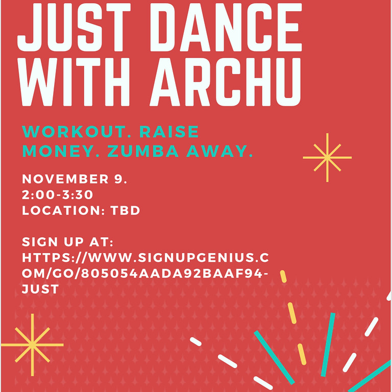 Dance with Archu 2019 (Past Event)