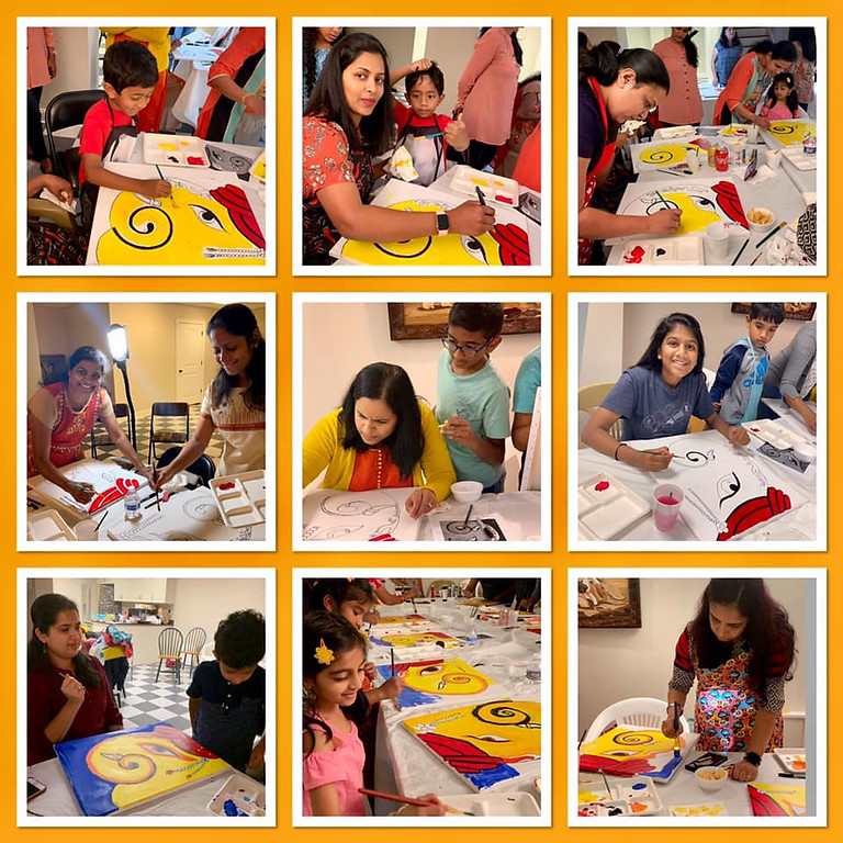 Painting with Charu 2019 (Past Event)