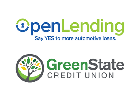 Open Lending Signs New Client: GreenState Credit Union