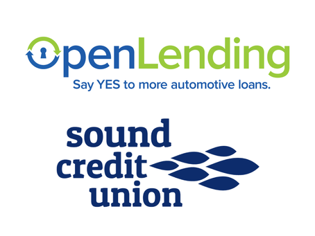 Open Lending Signs Sound Credit Union to Lenders Protection™ Program