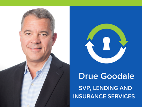 Drue Goodale Fills Role of Open Lending SVP