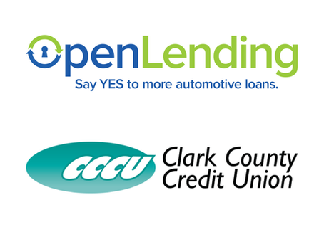 Open Lending Signs Clark County Credit Union to Lenders Protection™ Program