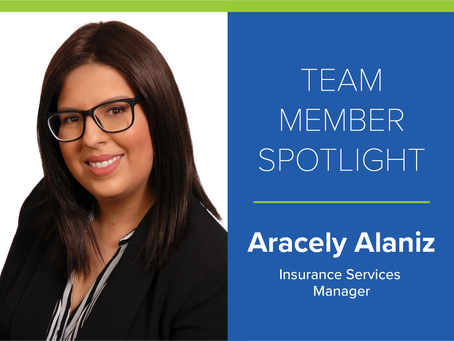 Aracely Alaniz Makes it Rain for Credit Unions – So Long as it Breaks for Her to Go Hiking