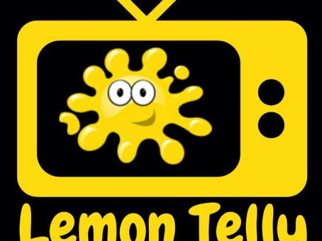 Online! What? Lemon Telly?