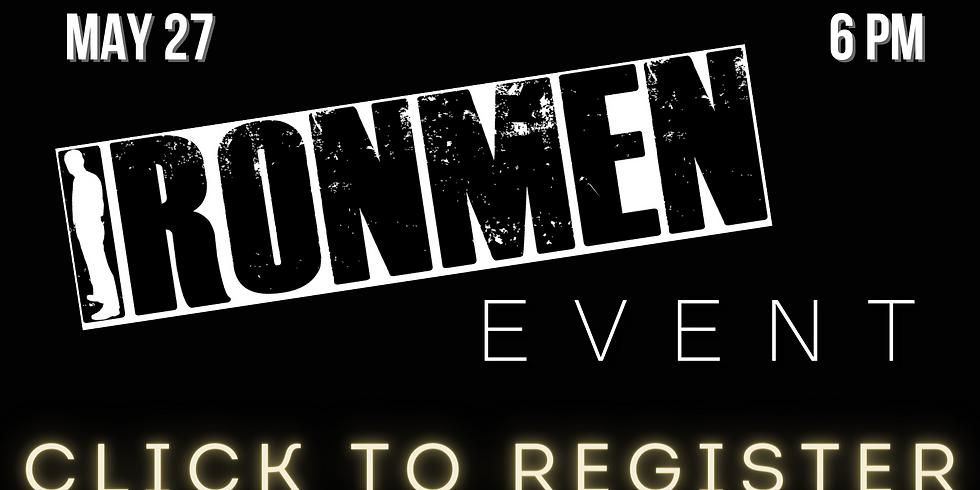 Ironmen Ministry Event