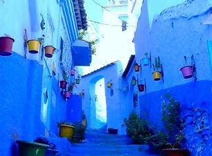 Morocco Chefchaouen Medina