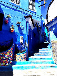 Chefchaouen (blue city) Morocco is situated just inland from Tangier and Tétouan. Sahara Sky Tour packages