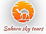 Logo of Sahara Sky Tour -Morocco travel agency