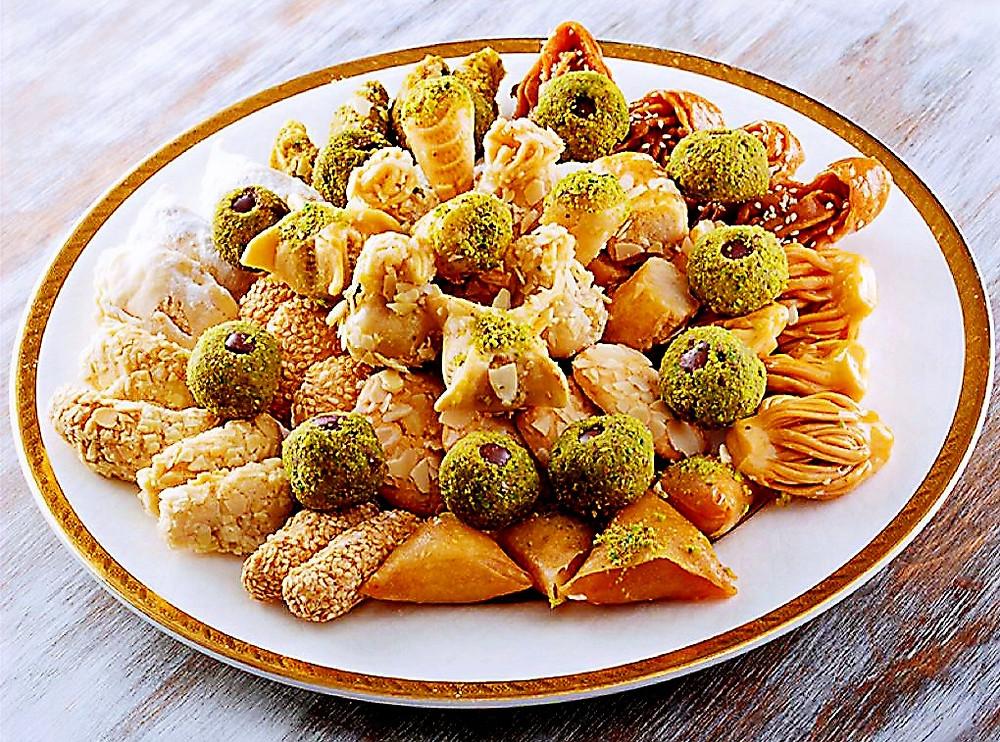 Moroccan dessert- hulwayat