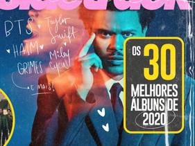 2020: Os 30 melhores álbuns do ano!