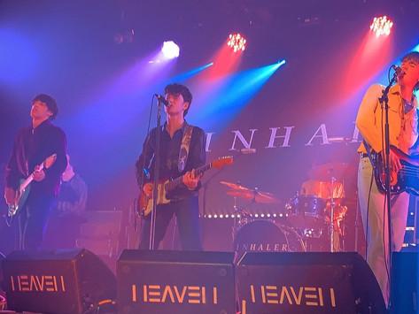 A banda irlandesa Inhaler entrega muito carisma e energia na HEAVEN, em Londres [Live Review]
