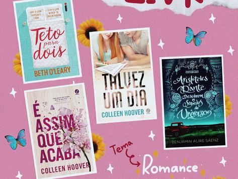 4 livros de romance que merecem suas risadas e lágrimas