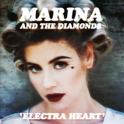 """Clássicos Modernos: """"Electra Heart"""", Marina and the Diamonds"""
