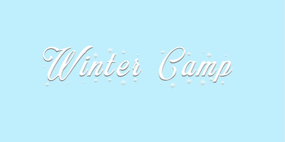 Winter Camp (Grades 3-12)