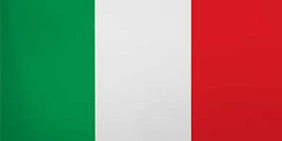 Dialect Workshop - Italian