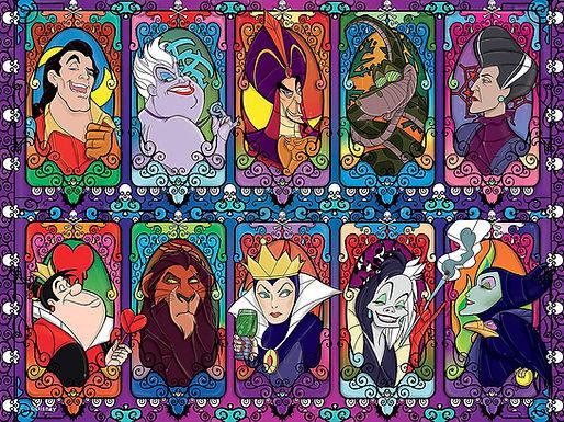 Voice for Stage: Disney Villains