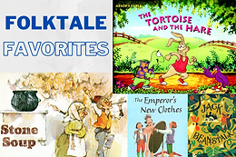 Beginning Drama: Folktale Favorites